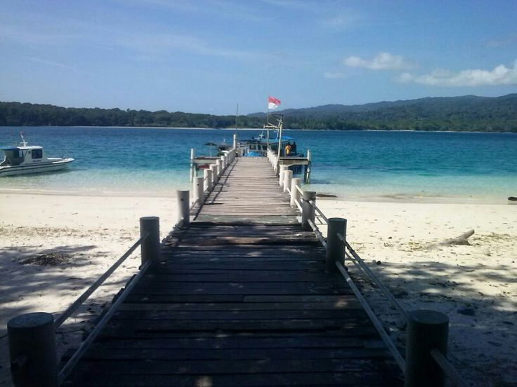 #TakeMeTo Peucang Island  Courtesy of Bang Azis