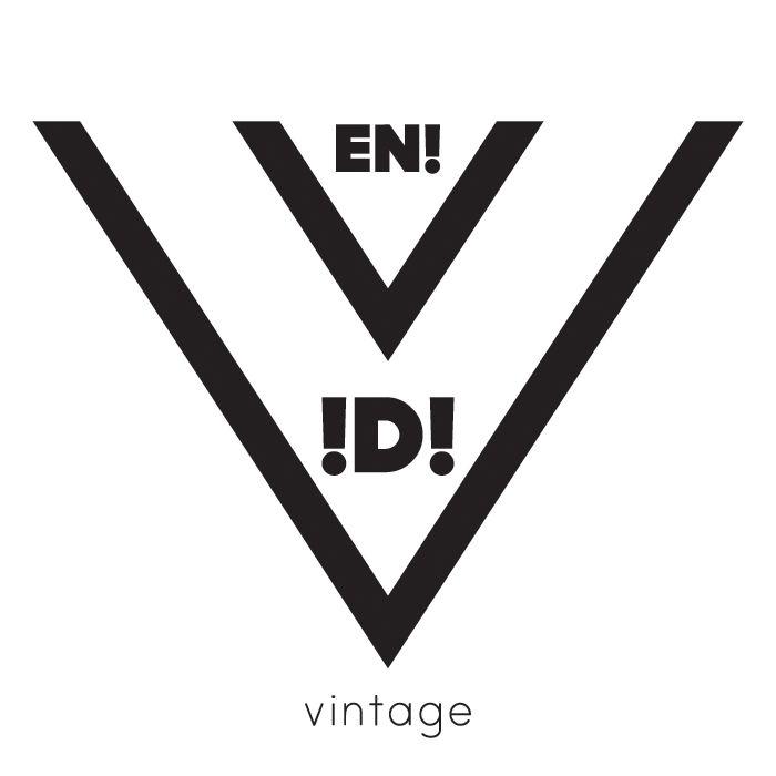 VeniVidi vintage simple logo