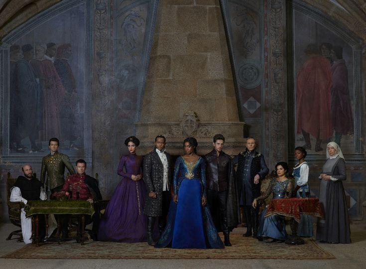 "STILL STAR-CROSSED - ABC's ""Still Star-Crossed"" stars Dan Hildebrand as Friar Lawrence, Torrance Coombs as Count Paris, Grant Bowler as Lord Montague, Medalion Rahini as Princess Isabella, Sterling Sulieman as Prince Escalus, Lashana Lynch as Rosaline Capulet, Wade Briggs as Benvolio Montague, Anthony Head as Lord Capulet, Zuleikha Robinson as Lady Capulet, Ebonee Noel as Livia Capulet and Susan Wooldridge as Nurse. (ABC/Bob D'Amico)"