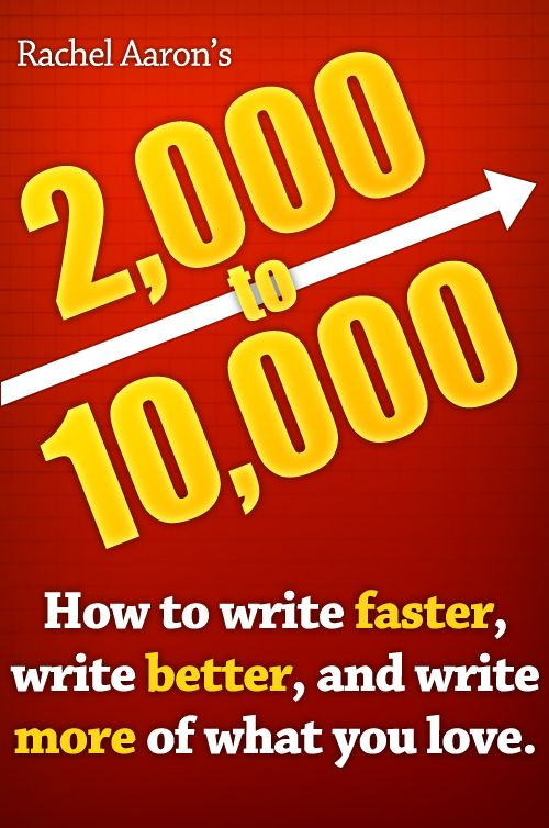 Pretentious Title: How I Went From Writing 2,000 Words a Day to 10,000 Words a Day