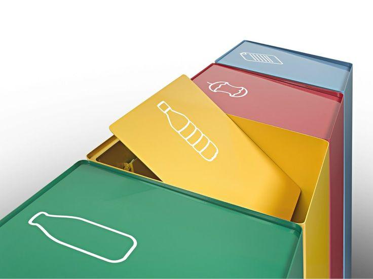 25+ ide terbaik Abfallbehälter di Pinterest Overlock, Badezimmer