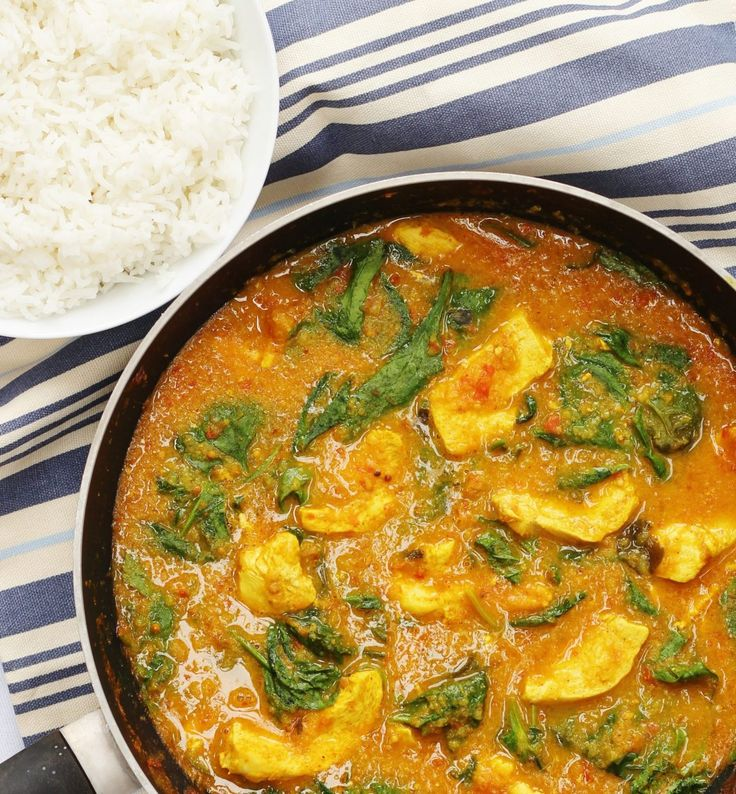 Jamie Oliver's Favourite Chicken Curry