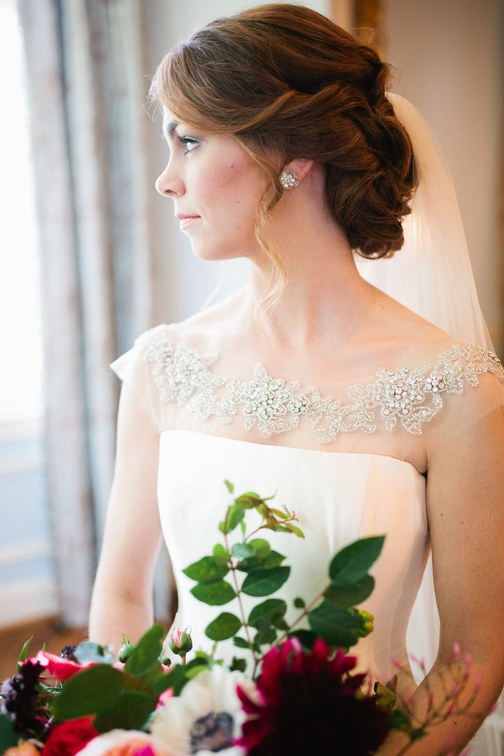 76 best wedding hair + makeup images on pinterest | bridal hair