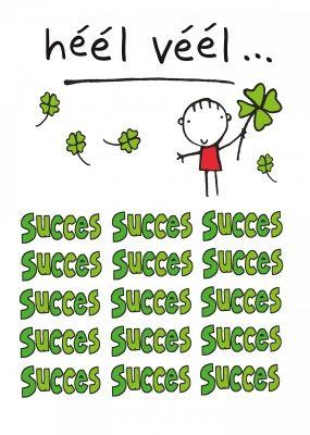 succes wensen spreuken Heel veel succes met de blok !!!. | Kaarten | Pinterest | Good  succes wensen spreuken