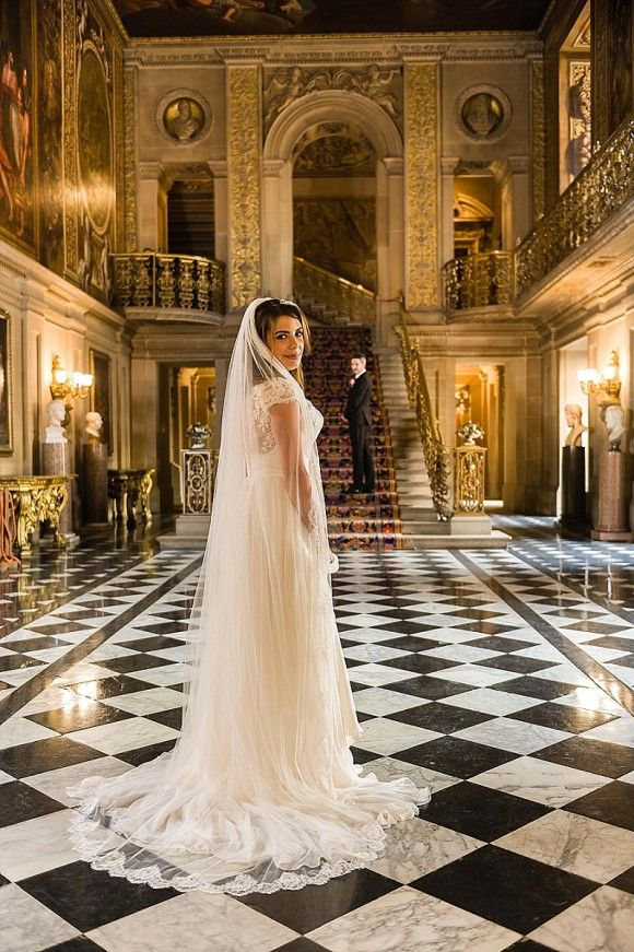 Chatsworth pride and prejudice wedding invitations