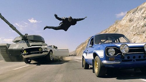 Fast & Furious 6 (2013) - Click for the full movie review