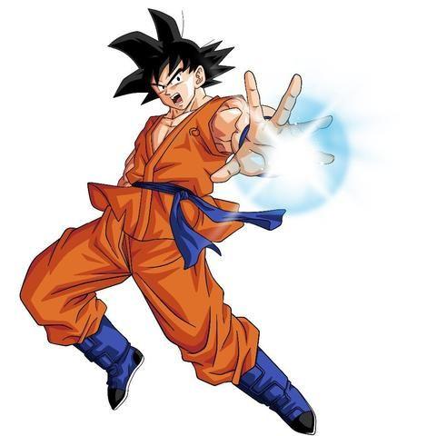 """Dragon Ball Z - Goku  Silk Poster (24x32 inch) - FREE SHIPPING !!!"