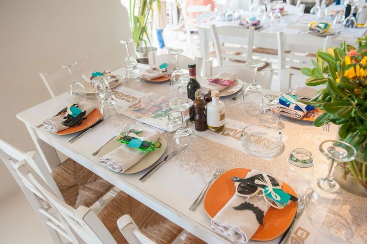 """""""Naughty"""" table set up... :)"""