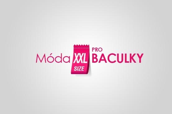 Pro internetový obchod s XXL módou jsme vytvořili logotyp.