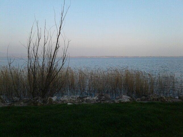 Lungo lago a Sirmione