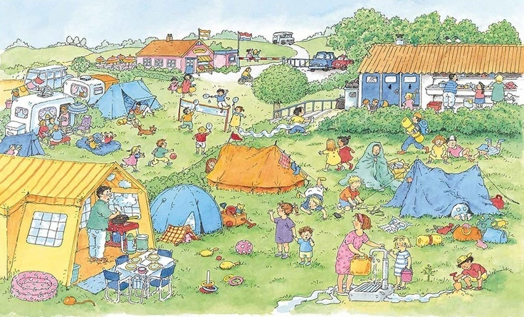 Kamp, çadır, gezi