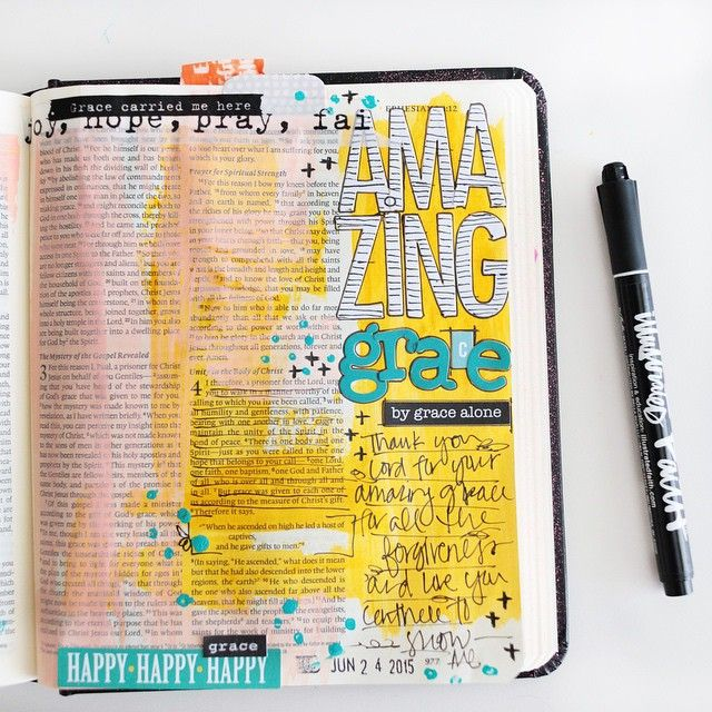 289 best images about Ephesians--Bible Journaling by Book ...