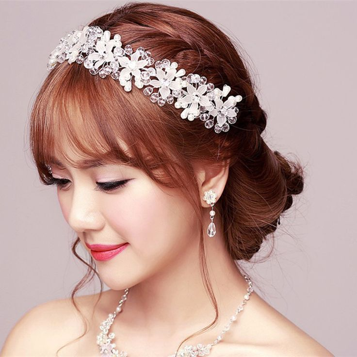hair style for flower 1222 best jewelry images on 9146
