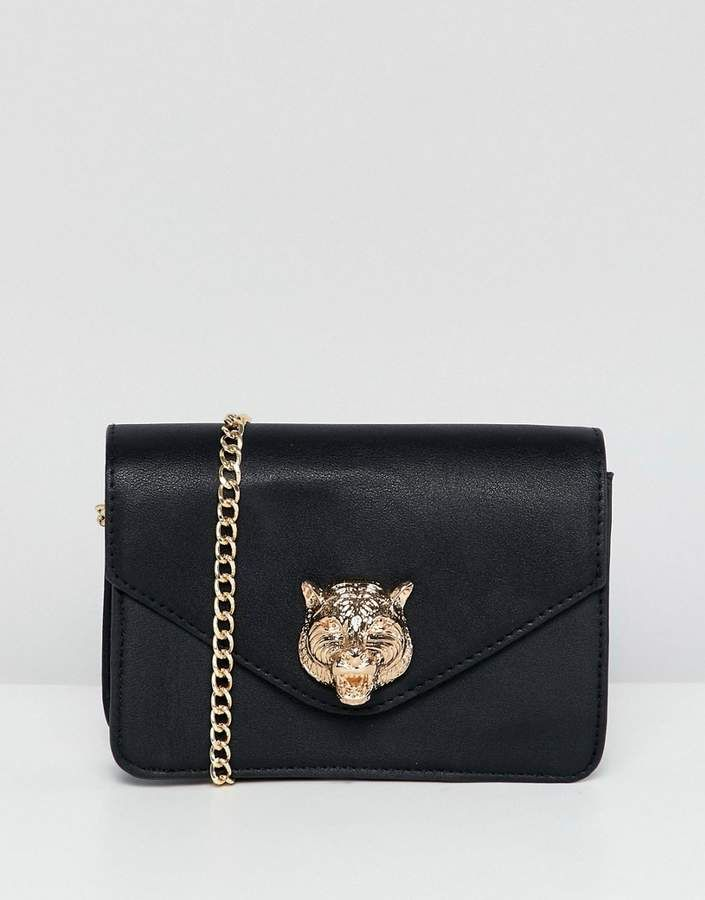 Pieces Leopard Detail <b>Crossbody Bag</b> | WOMEN'S BAGS в <b>2019</b> г ...