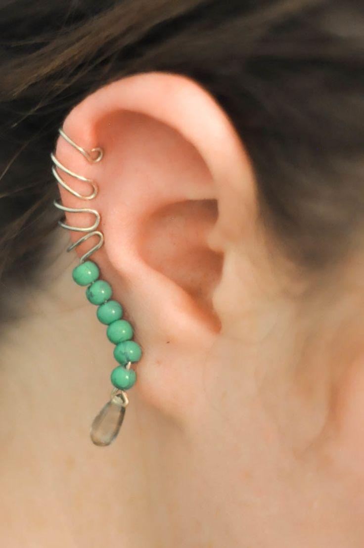 Best 20+ Ear Cuff Earrings Ideas On Pinterest  3 Sweep, Cuff Earrings And  Helix Earrings