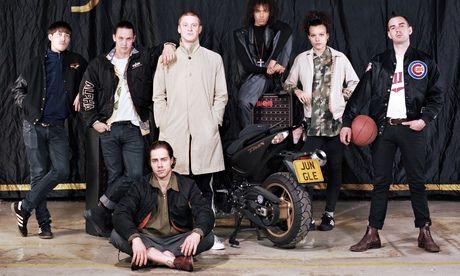 Jungle #Jungle #Music #Indie #Funk #band