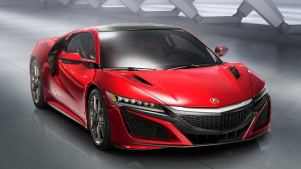 2016 Acura NSX Price And Release Date Info
