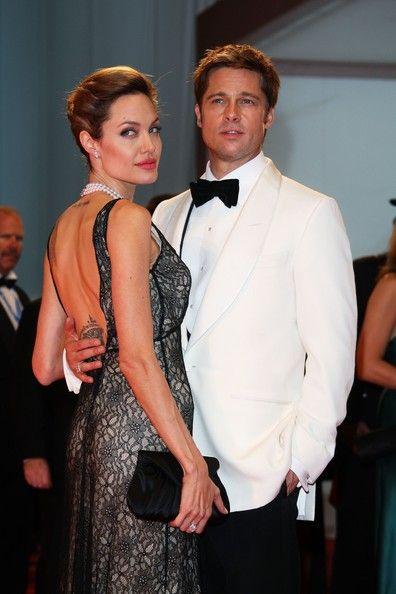 Angelina Jolie Photo - Brad Pitt and Angelina Jolie Announce Engagement