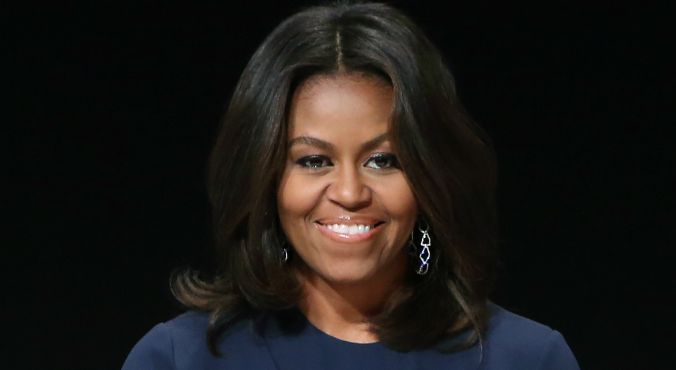 """""""Our pediatrician pulled me aside."""" Michelle Obama on the wake up call that sprung the family into healthy eating."""
