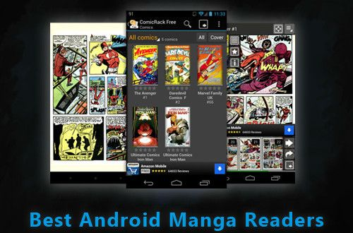 3 Best Manga Reader Apps for Android