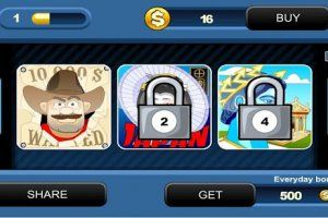 Great blue slot for android