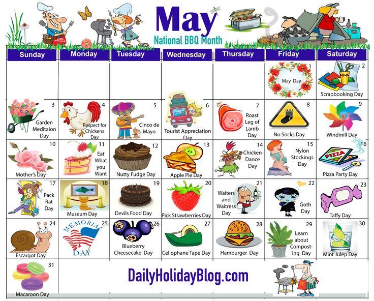 may holiday calendar                                                                                                                                                                                 More