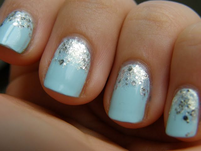 """Thrift Thick: NOTD: essie """"mint candy apple"""" + """"hors d'oeuvres"""""""