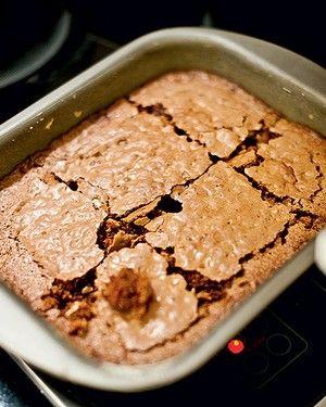 É bolo? É cookie? Não, é brownie!  - Casa e Jardim | Receitas