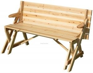 Folding-Picnic-Table-Bench