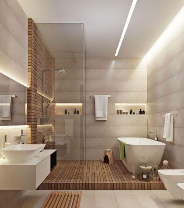Comment donner un côté SPA à sa salle de bain ? | Modern bathroom ...