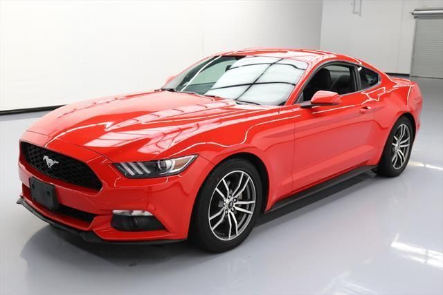 awesome Amazing 2016 Ford Mustang  2016 FORD MUSTANG ECOBOOST AUTO BLUETOOTH REAR CAM 14K! #226351 Texas Direct 2017 2018