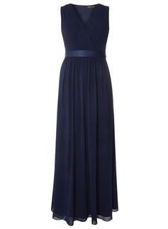 **Showcase Navy 'Holly' Maxi Dress