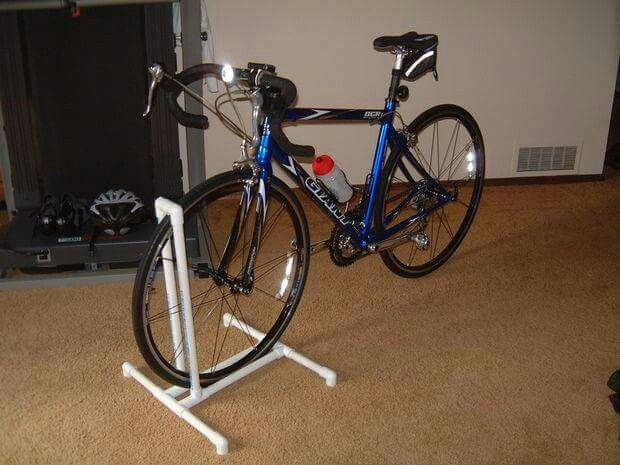 25 Unique Pvc Bike Racks Ideas On Pinterest Bike Rack Garage