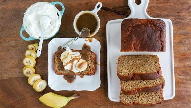 This banana bread recipe is so packed with bananas that it's practically a potassium supplement