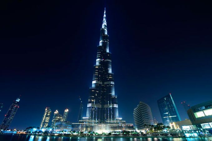 Sights and attractions - Places of interest - Burj Khalifa - The world's tallest tower - Discover Dubai
