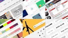 Já pensou em quanto tempo você gasta procurando ícones, paletas de cores, tipografias, imagens, texturas, mockups e diversos outros itens que fazem parte de seu fluxo de trabalho? Pois é, pensando nisso, reuni uma lista de sites que pode ajudar, e muito, no seu cotidiano. Vale a pena salvar nos Favoritos e recomendar aos amigos! […]