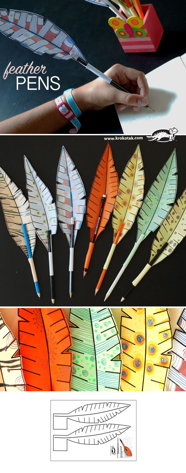 Feather PENS                                                                                                                                                                                 Más