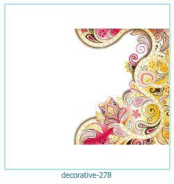 decorative Photo frame 278