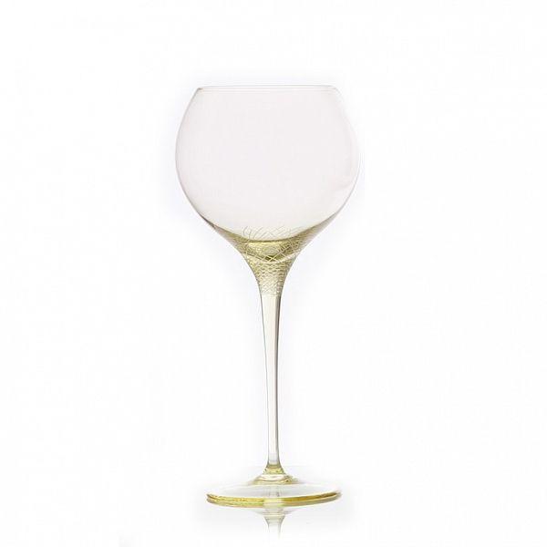 PRODUCTS :: LIVING AND DESIGN :: Kitchen :: Glasses :: Sera-Irida, бокал для красного вина (желтый топаз)