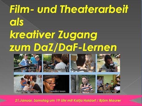Film und Theaterarbeit