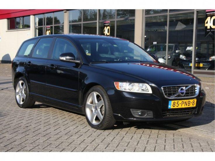 Volvo V50  Description: Volvo V50 1.6 D2 115pk Sport Leder/Navigatie  Price: 148.12  Meer informatie