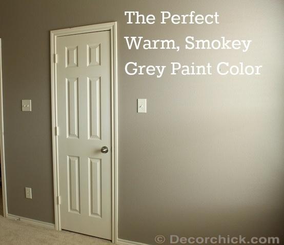 Best 25 warm grey ideas on pinterest warm gray paint colors greige paint colors and gray - Warm grey exterior paint colors set ...