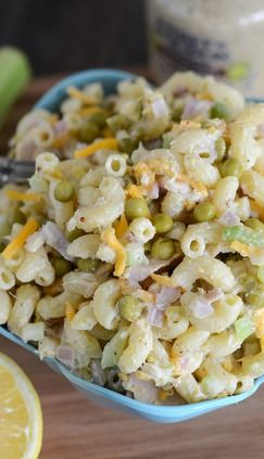 Kerri's Tuna Pasta Salad..My Favorite, Macaroni Salad, Made With A New Twist..Oh, Can I Go For This!!
