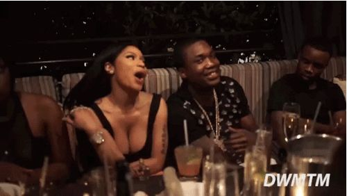 Because Nicki   Meek are the CUTEST couple and redefine relationship goals on the regular. | 26 Times Nicki Minaj And Meek Mill Redefined Relationship Goals