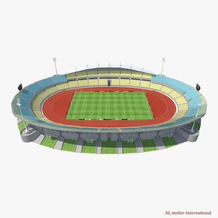 Royal Bafokeng Stadium 3d model  http://www.turbosquid.com/FullPreview/Index.cfm/ID/929152?referral=3d_molier-International