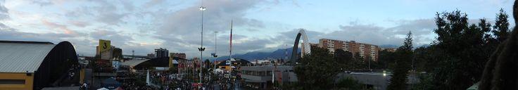 Corferias -Bogota Colombia