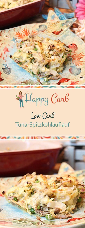 Tuna-Spitzkohlauflauf