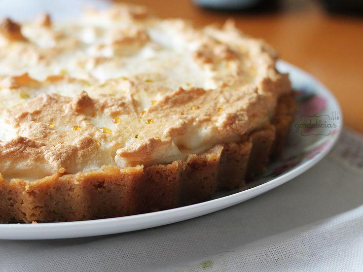 Torta de Limão   Gordelícias