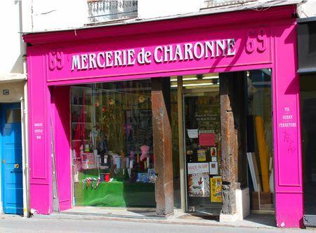 Ma mercerie de Charonne 69 rue de charonne