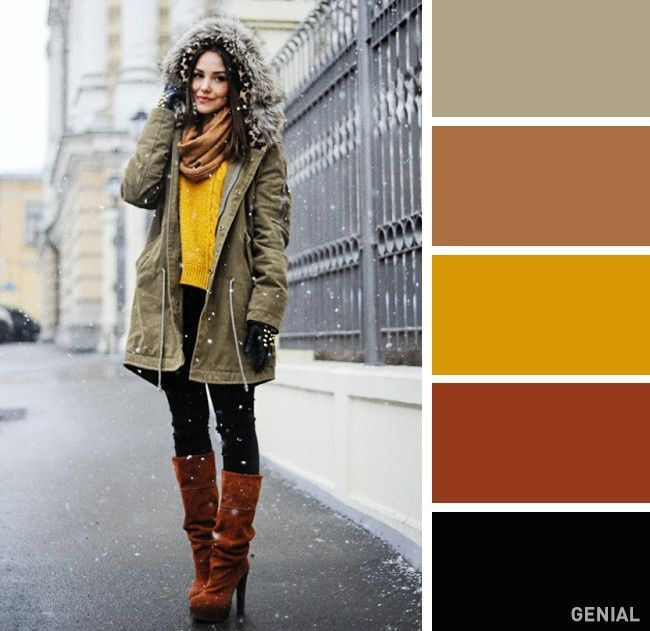 In espanol-15 perfect color combinations
